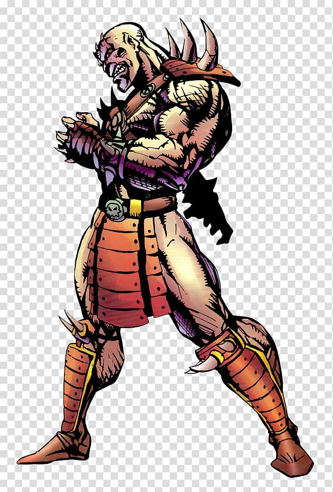 Shao Kahn Mortal Kombat II Mortal Kombat vs. DC Universe.