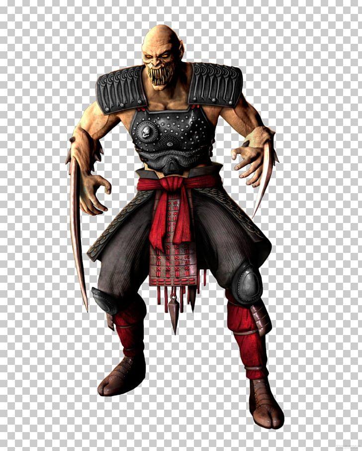 Mortal Kombat Vs. DC Universe Mortal Kombat II Baraka Sub.