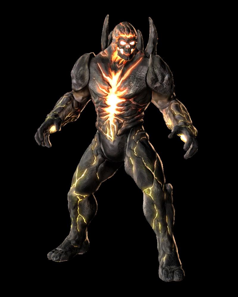 Dark Kahn (Mortal Kombat vs. DC Universe).
