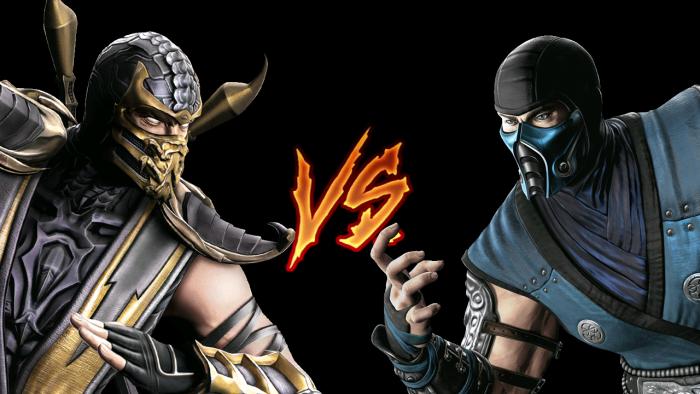Mortal Kombat Vs Png Vector, Clipart, PSD.