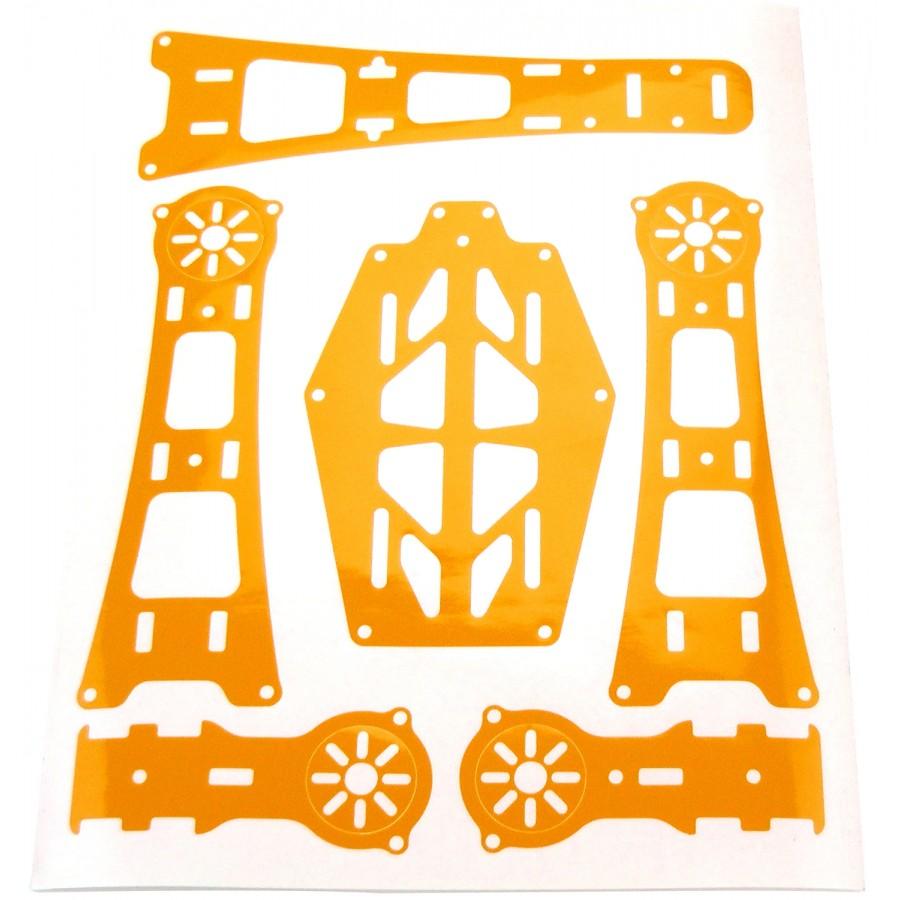 VTail 400 Yellow Sticker Kit.