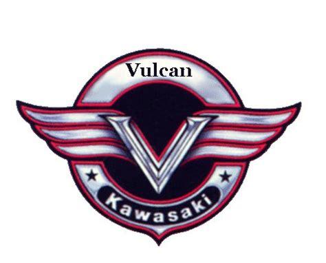 Kawasaki vulcan Logos.