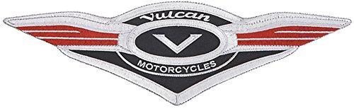 Amazon.com: Kawasaki Vulcan Wing Logo Patch Measures 5.