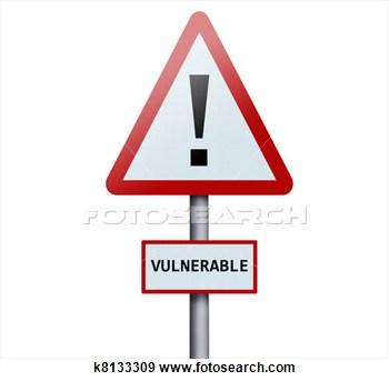 Vulnerability 20clipart.