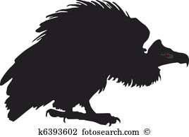 Vulture Clipart Royalty Free. 723 vulture clip art vector EPS.