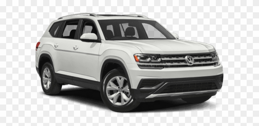 New 2019 Volkswagen Atlas V6 Se With Technology R.