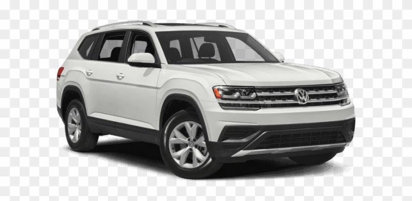 New 2019 Volkswagen Atlas V6 Se With Technology R.