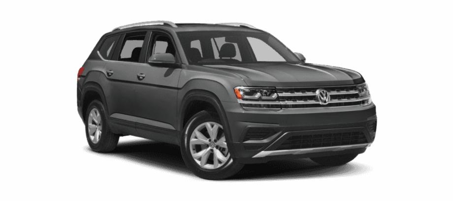 New 2019 Volkswagen Atlas Sel.