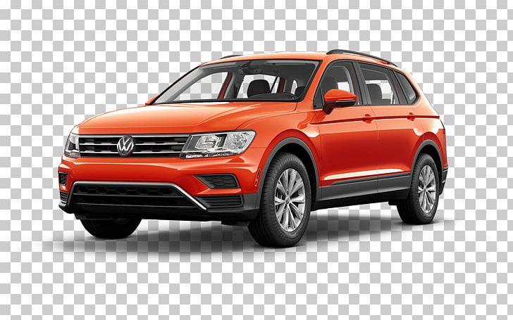 2018 Volkswagen Tiguan 2018 Volkswagen Atlas Sport Utility Vehicle.