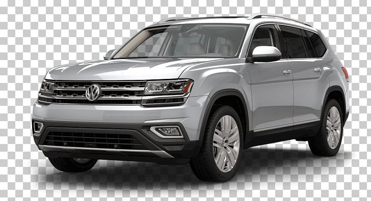 Volkswagen Group Sport Utility Vehicle Car 2018 Volkswagen Atlas SE.