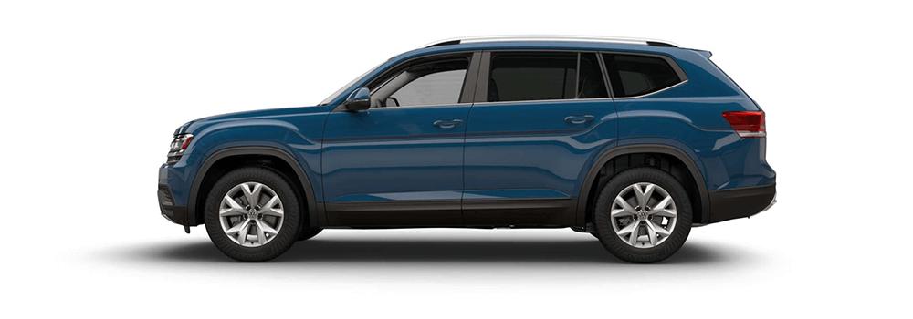 Volkswagen Atlas Details and Specifications.