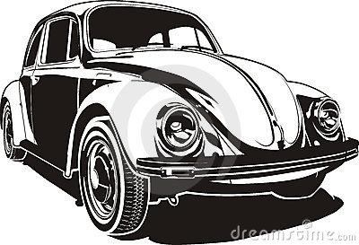 Volkswagen Stock Illustrations.