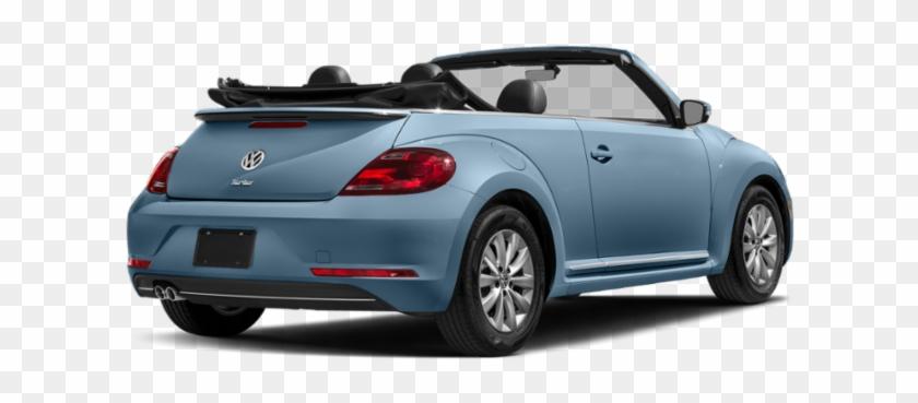 New 2019 Volkswagen Beetle Convertible.