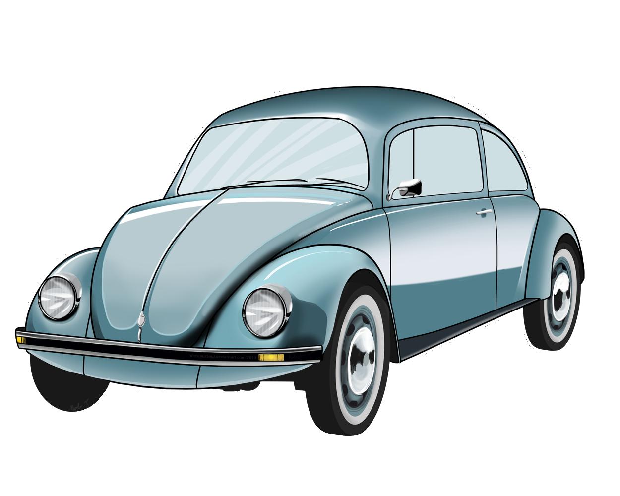 Vw Bug Clipart.