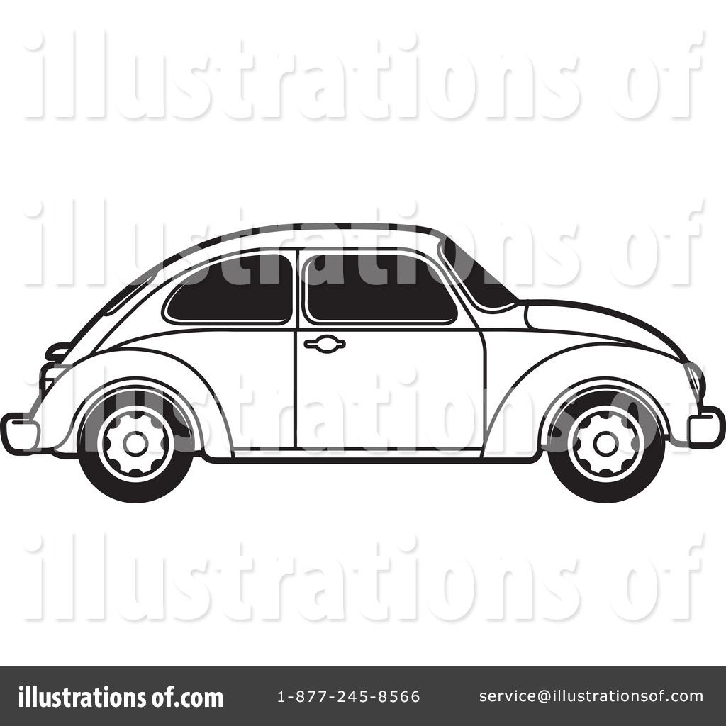 Vw Bug Clipart #1199150.
