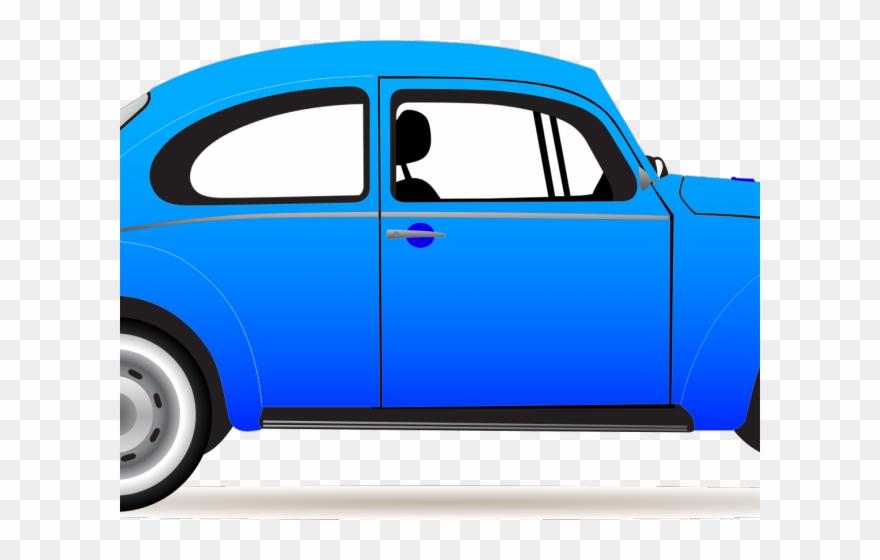Miniature Clipart Volkswagen Bug.