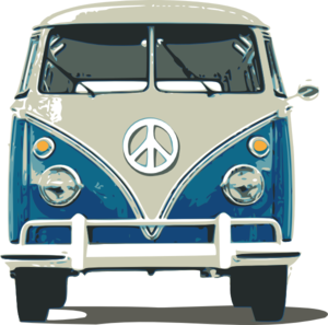 Vw Bus Clip Art at Clker.com.