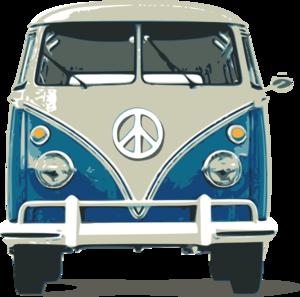 Vw Bus Clip Art at Clker.com.