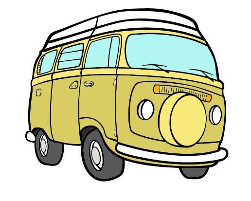 Free Vw Bus Karikatur, Download Free Clip Art, Free Clip Art on.
