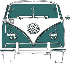 Pin by Pete Woods on VW Clip Art.