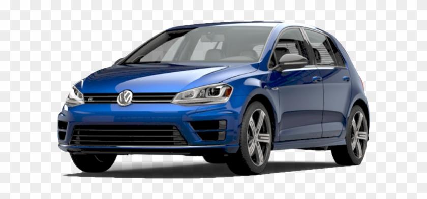 2016 Volkswagen Golf R.