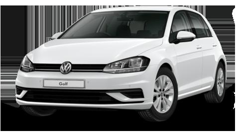 VW Golf 2019.