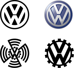 VW Logo Vector (.EPS) Free Download.