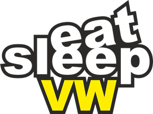Eat Sleep VW Logo Vector (.CDR) Free Download.