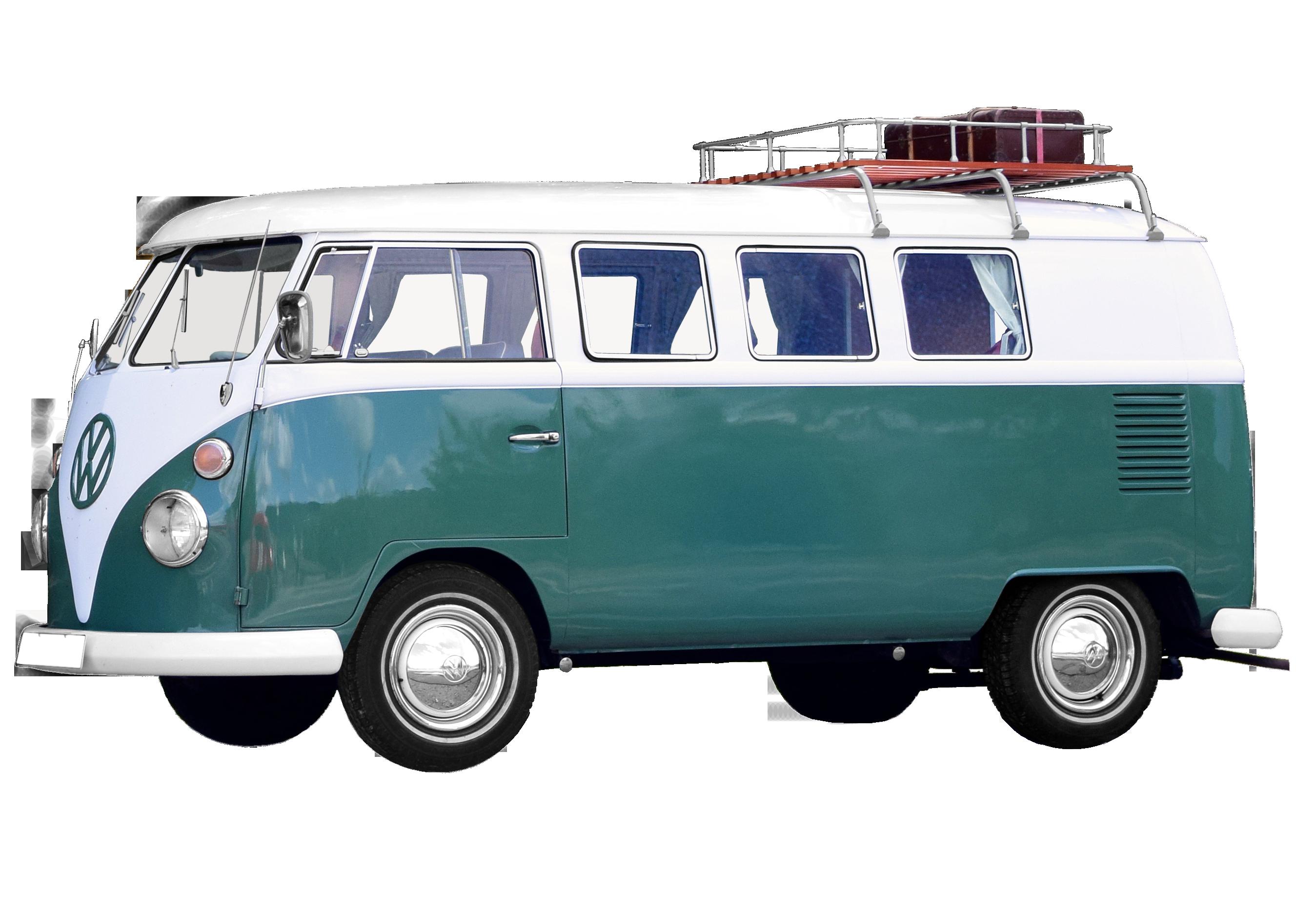 Volkswagen Bus Png & Free Volkswagen Bus.png Transparent Images.
