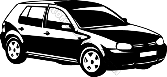 vw polo clipart - Clipground