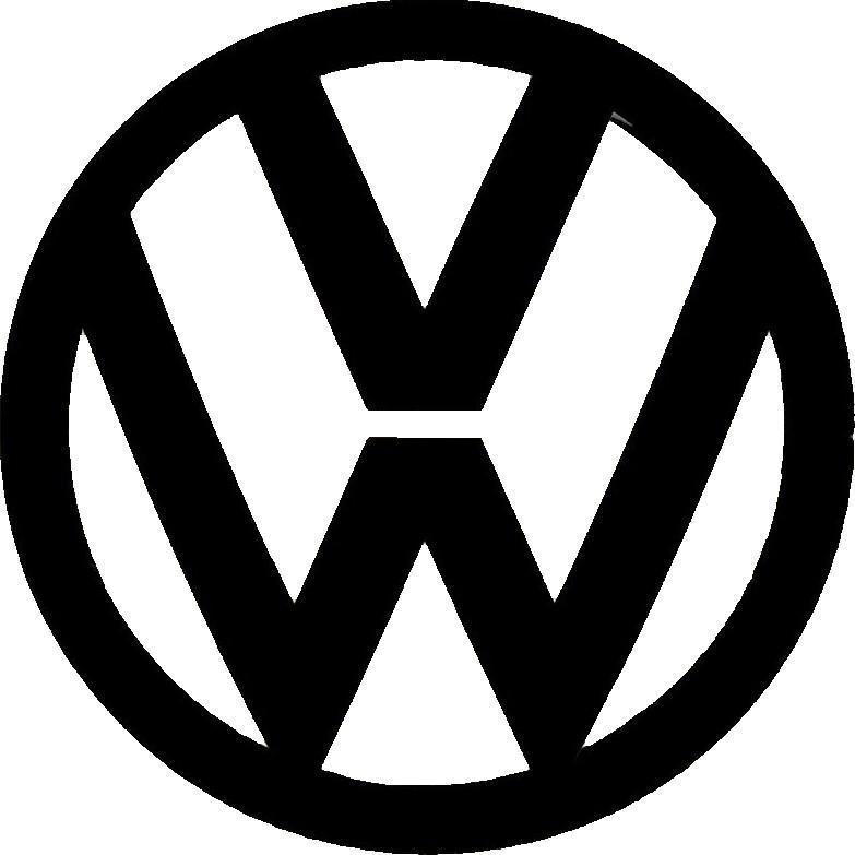 Vw Logo Silhouette.