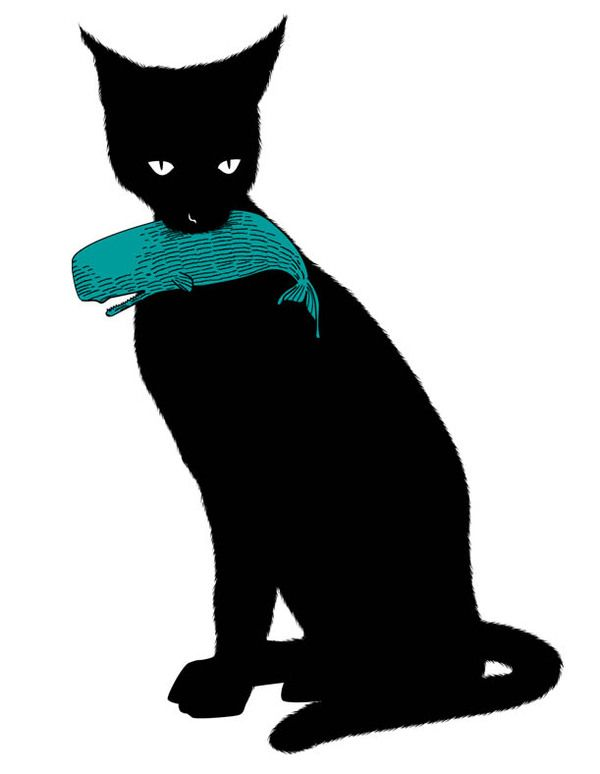 1000+ images about Little black cat on Pinterest.