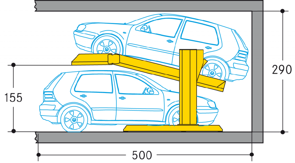 Parkbox 401.