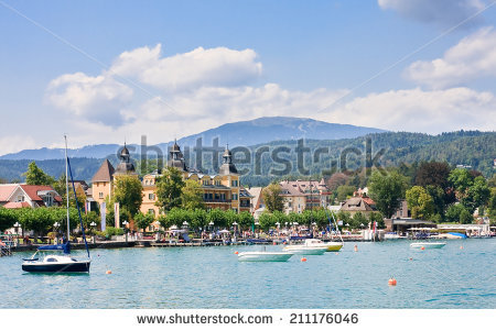 Worthersee Stock Photos, Royalty.