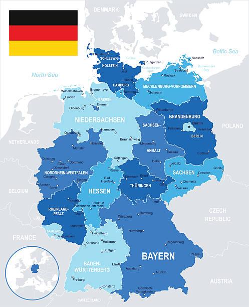 Baden Württemberg Clip Art, Vector Images & Illustrations.