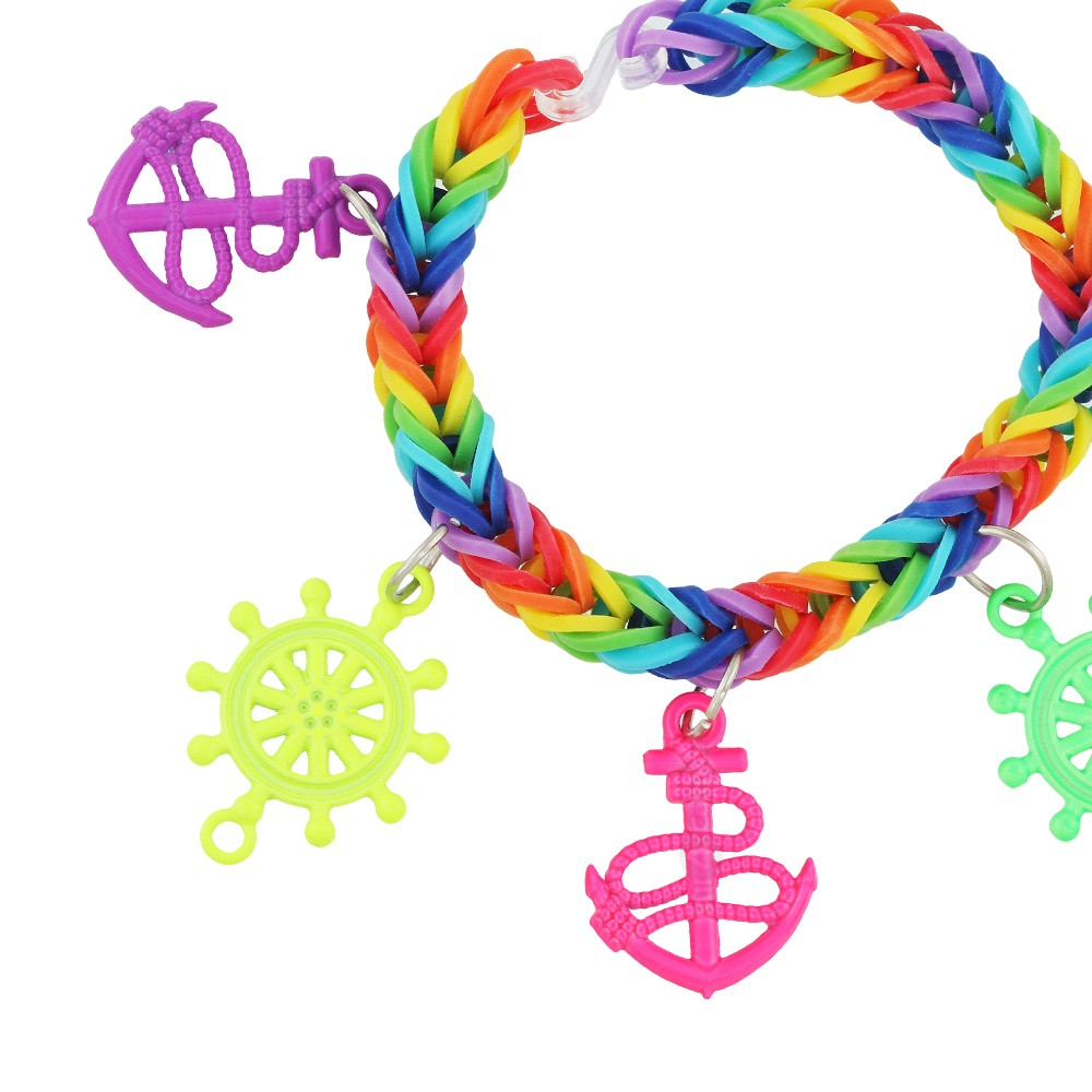 Charms for Rubber Band Loom Bracelets.