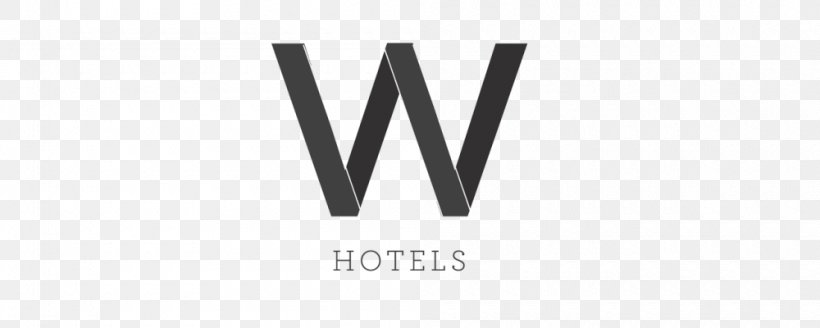 W Hotels Brand Fitness Centre Logo, PNG, 1000x400px, Hotel.