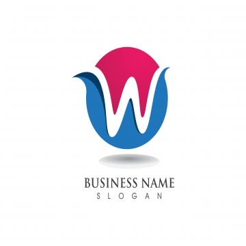 W Logo PNG Images.