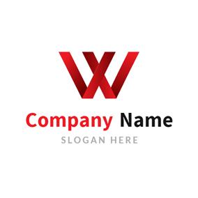 Free W Logo Designs.