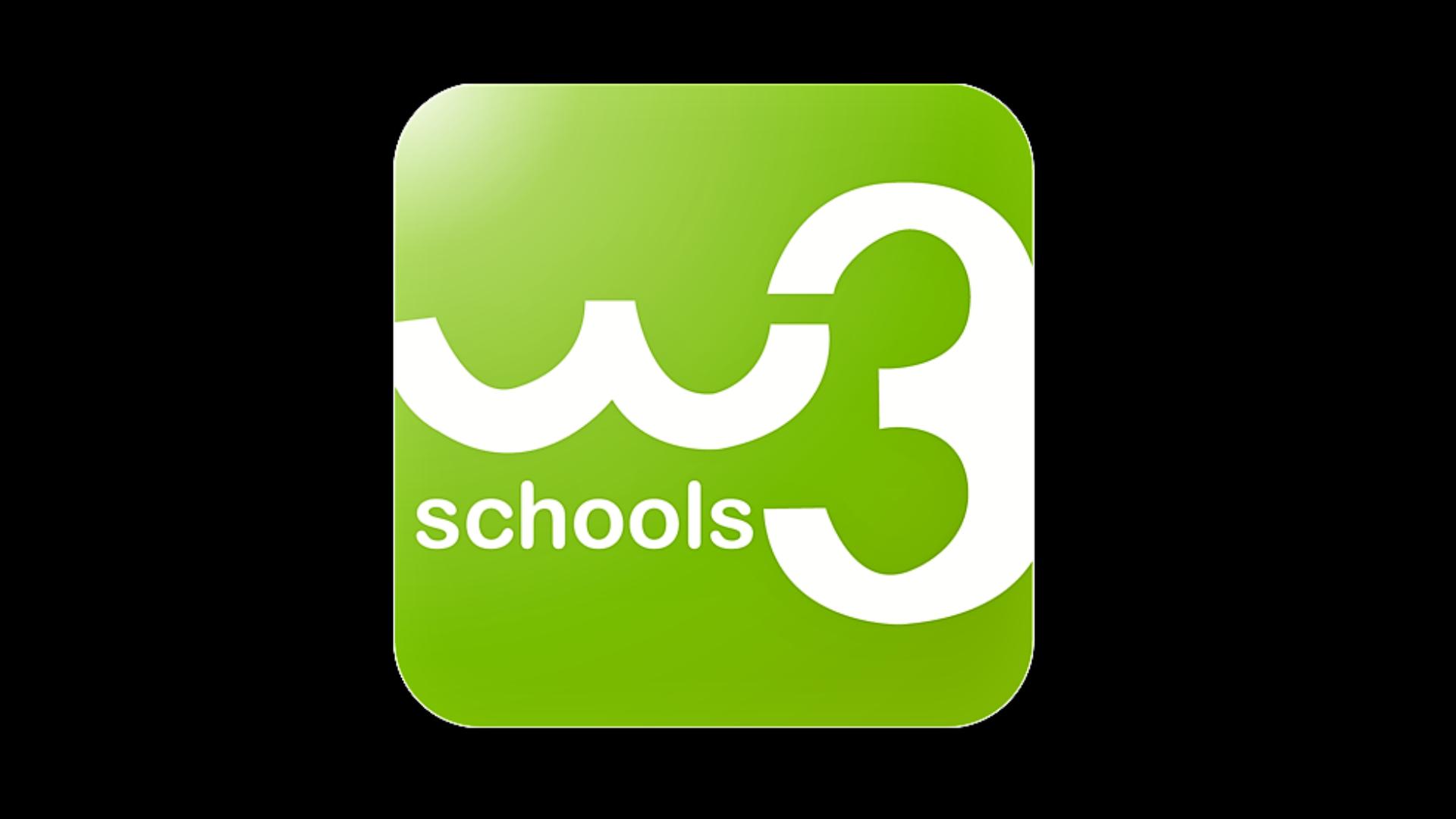 Get W3schools Tutorial.