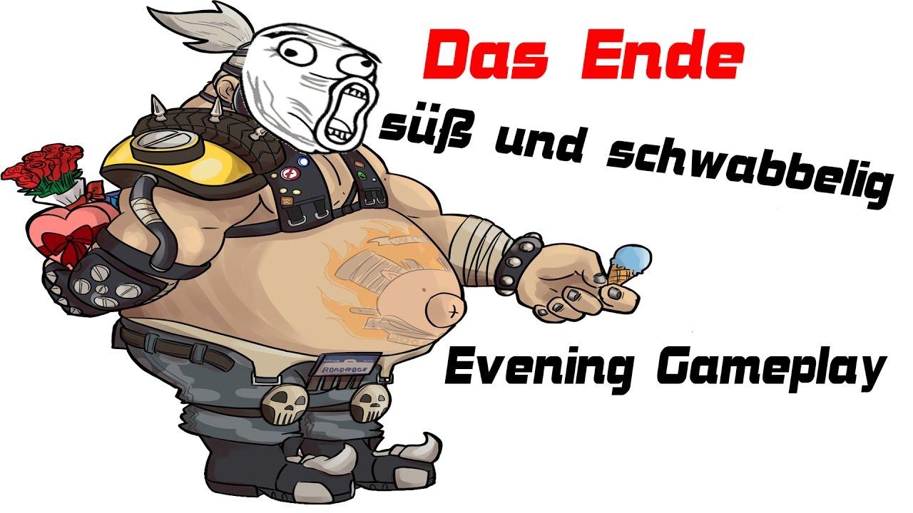 Roadhoag ist süß und schwabbelig [Overwatch Evening Gameplay.
