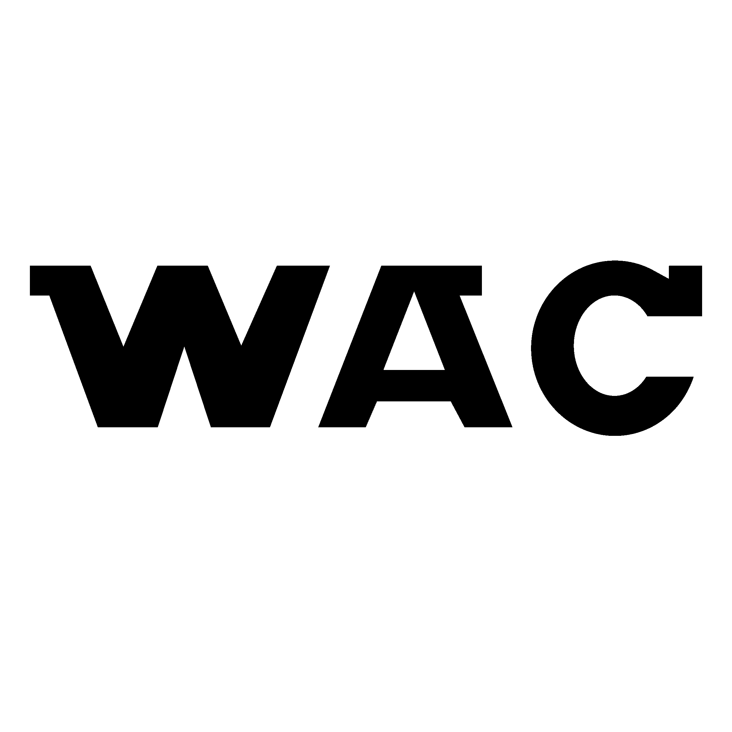WAC Logo PNG Transparent & SVG Vector.
