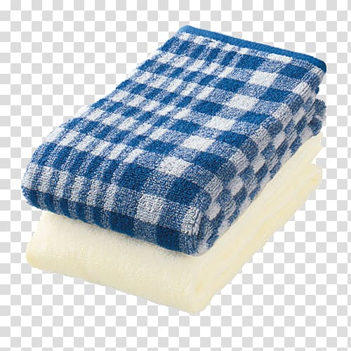 Towel Muji No Household goods u3067, Muji Japan Plaid cotton.
