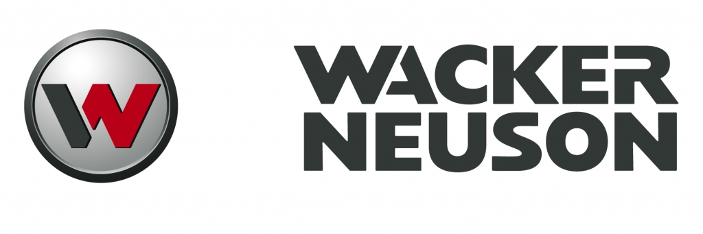 Wacker Neuson Logo / Spares and Technique / Logo.