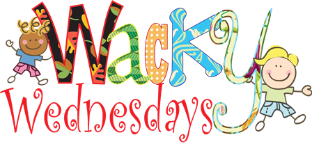 Wacky Wednesday Clipart.