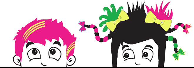 Wacky Hair Day Clipart Images Crazy Xtras.