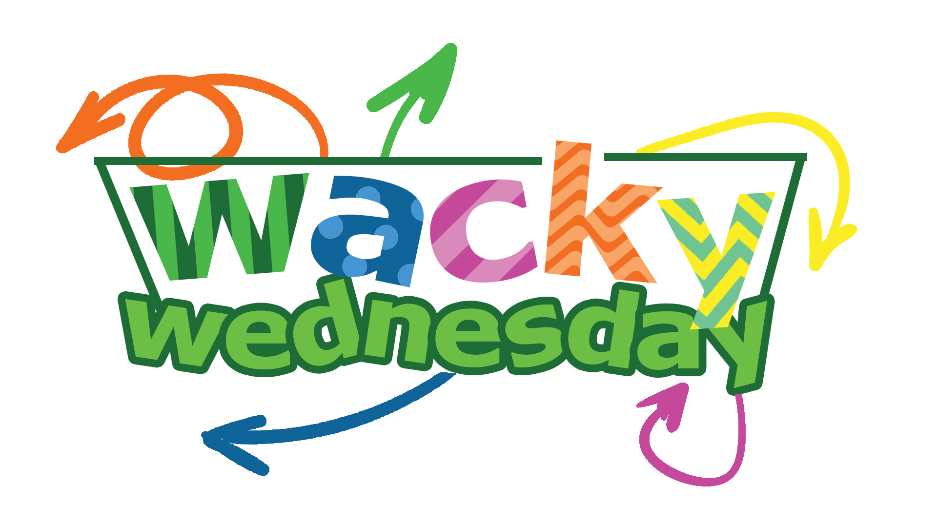 Wacky Wednesday Clipart (99+ images in Collection) Page 1.