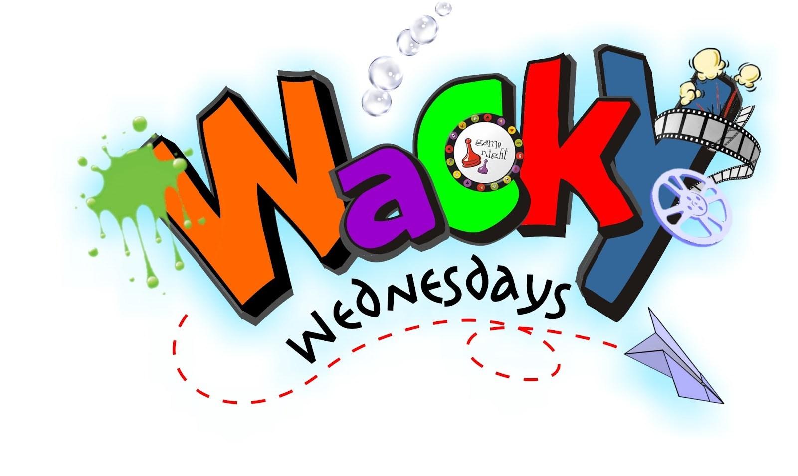 Wacky wednesday clipart 1 » Clipart Portal.
