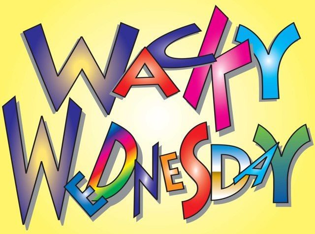 Wacky wednesday clipart » Clipart Portal.