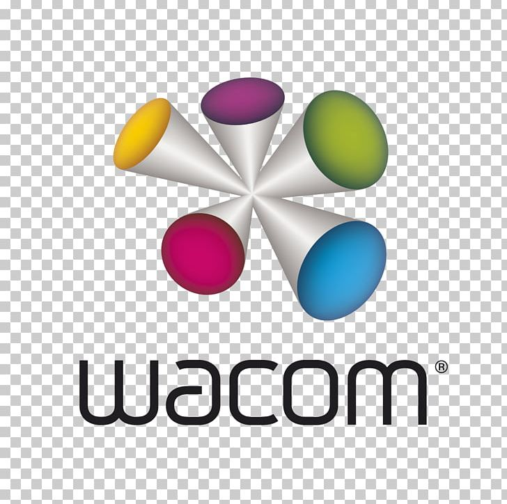 Wacom Logo Digital Writing & Graphics Tablets Stylus Tablet.